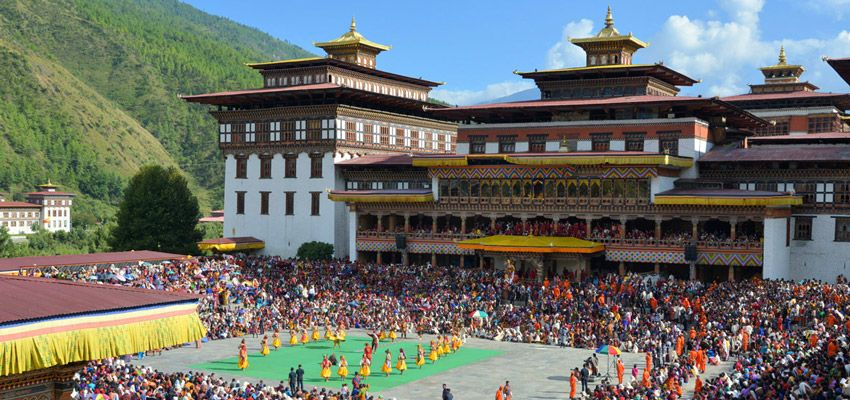 Tours & Travels Services in Bhutan