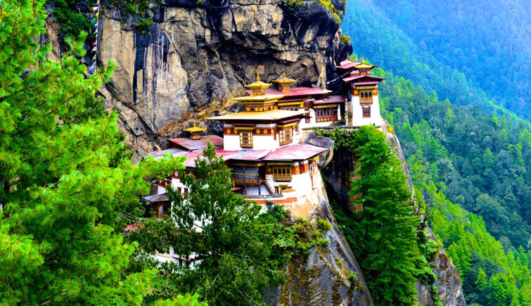 Day Hikes and Walks in Bhutan