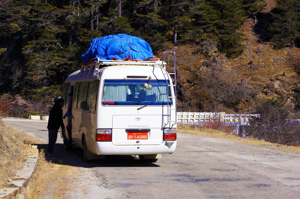 Car Booking in Bhutan