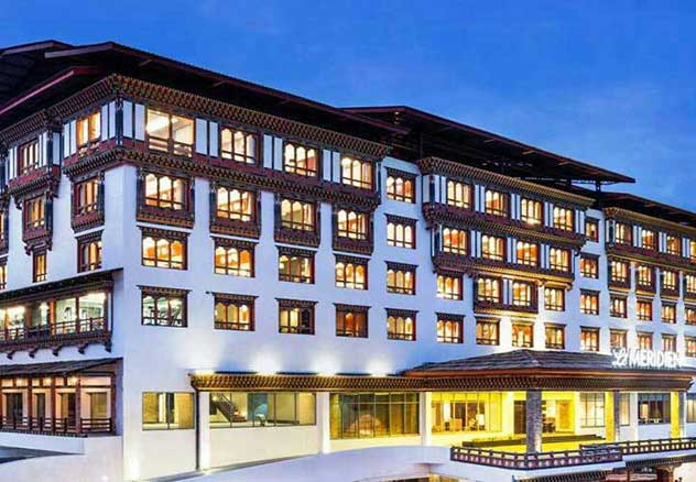 Hotel Booking in Bhutan